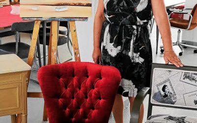 Le Télégramme – Usam : Relooking de meubles et sièges