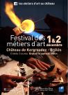 4ème édition Festival des métiers d'art au château à Brélès 2018